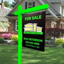 Custom Colored Real Estate...